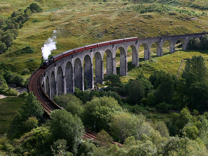 The west highland railway