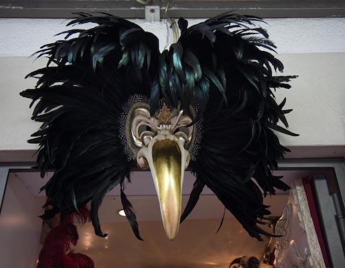 italian venetian carnevale masks