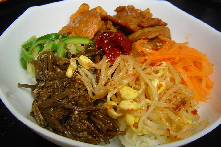 the basis of the korean diet is low fat foods tofu noodles fish and ...