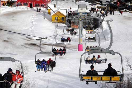 Tsaghkadzor Ski Resort Armenia S Undiscovered Winter