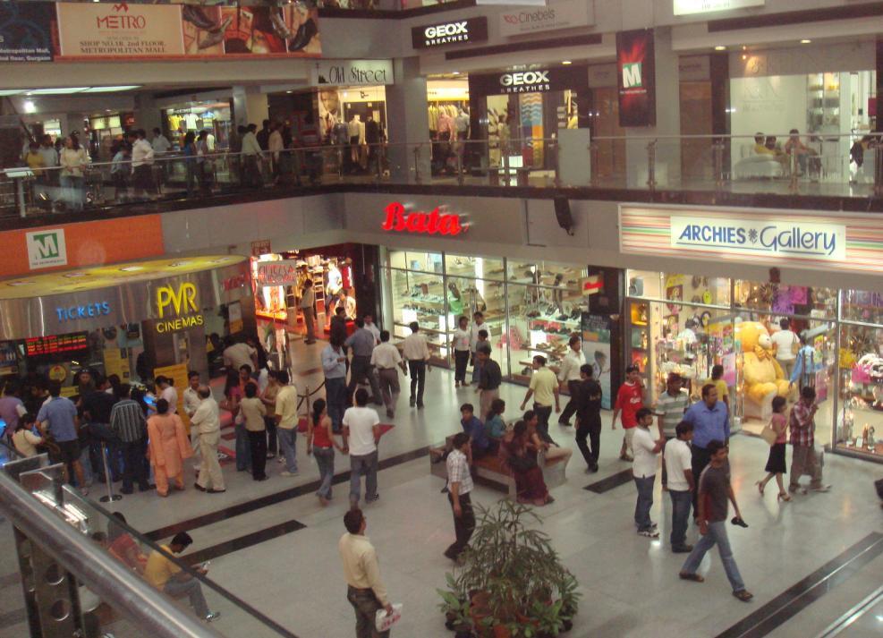 New Indian Restaurant Palika Bazaar
