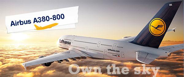 A380 Promo