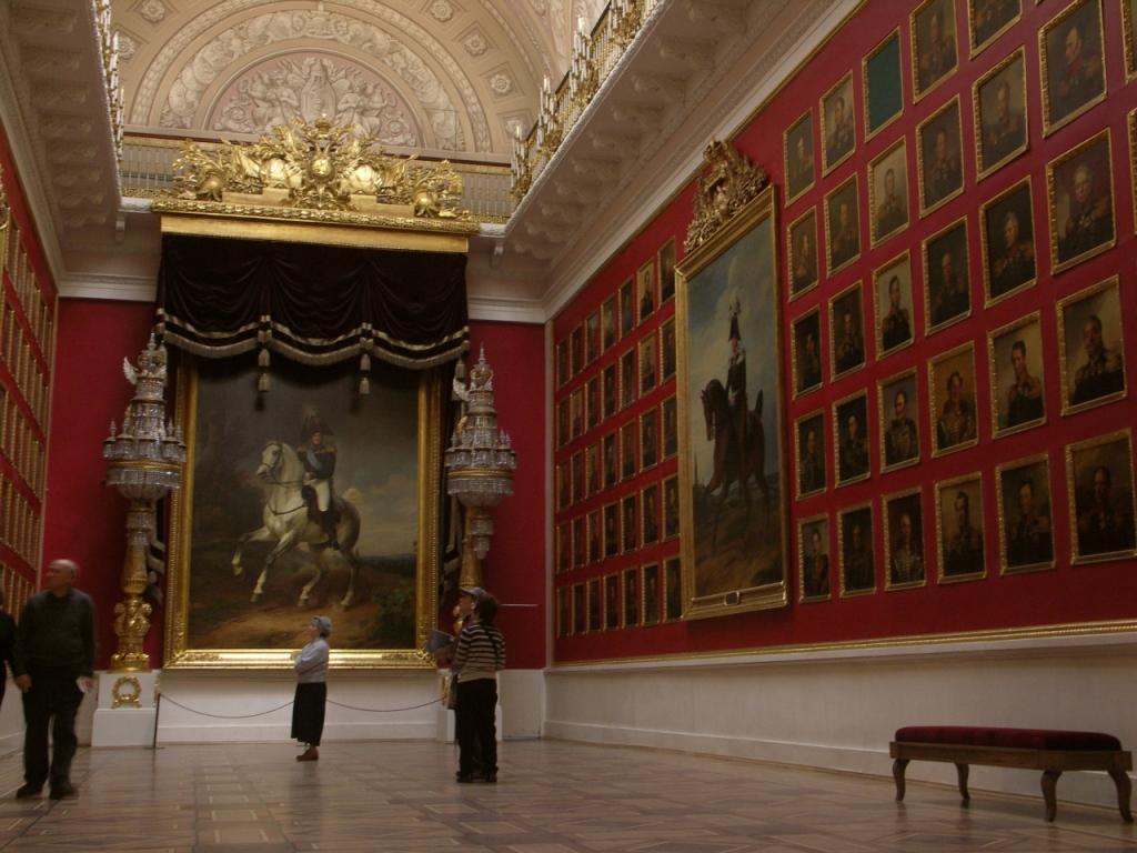 Hermitage museum st petersburg tour for Tour hermitage