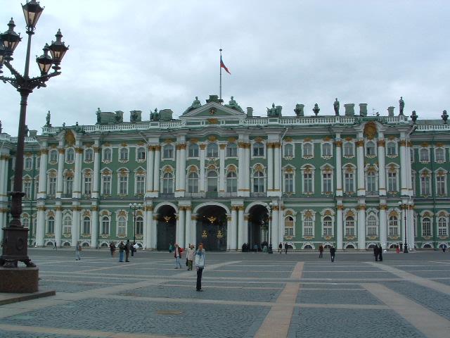 Hermitage st. petersburg russia santiago calatrava