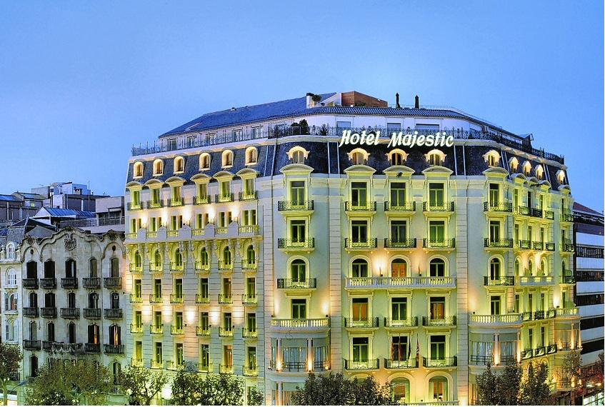 Luxury barcelona hotels five star alliance for Ave hotel barcelona madrid
