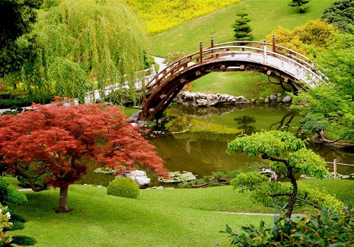 Top 3 famous japanese gardens for Famous garden designs