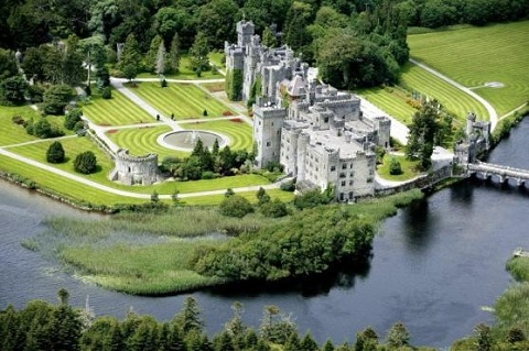 castle hotel in ireland