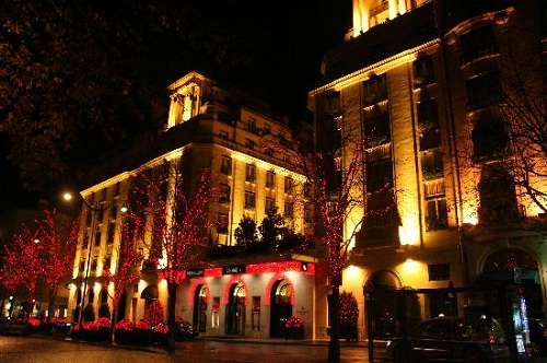Luxury 5 Star Hotels In The 8th Arrondissement Of Paris Travelvivi Com