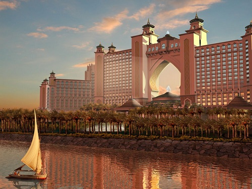 Dubai s most futuristic hotels for The best hotels in dubai 7 star