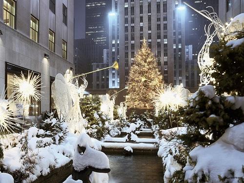 Big Christmas Tree Nyc