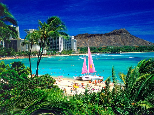 A Hawaiian Escape