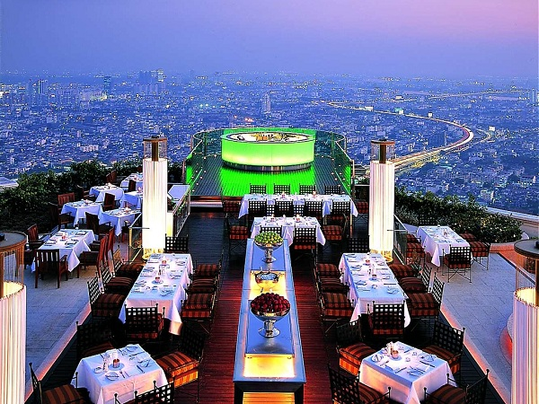 Lebua At State Tower One Of Bangkok S Prestigious Hotels