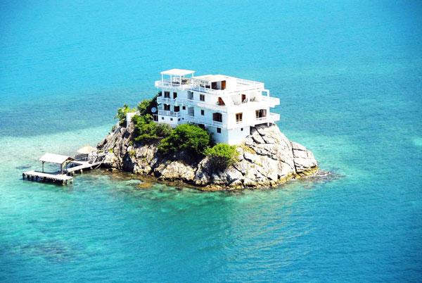 World S Best Private Island Resorts