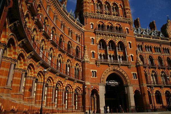 info for 00c77 7094c St Pancras Renaissance Hotel London