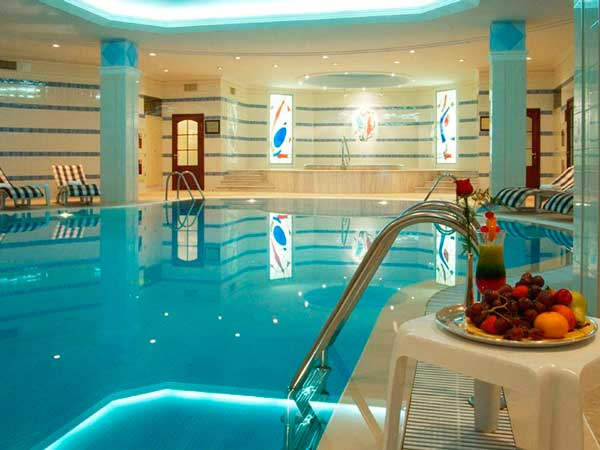 Luxury Hotels In Moscow Russia