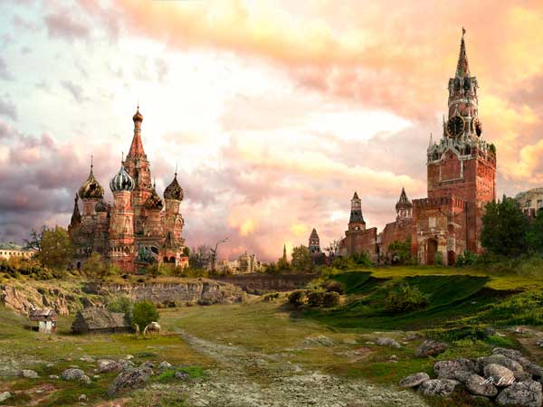Luxury Hotels In Moscow Russia Travelvivi
