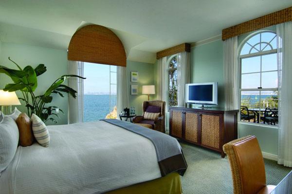 Loews Coronado Bay Resort Room Service Menu