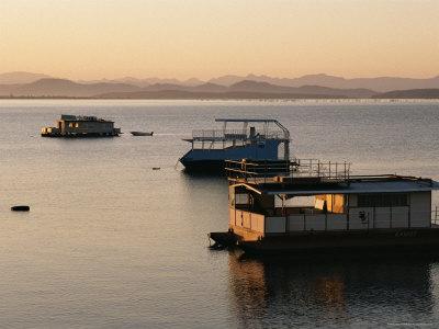 lake kariba house boat