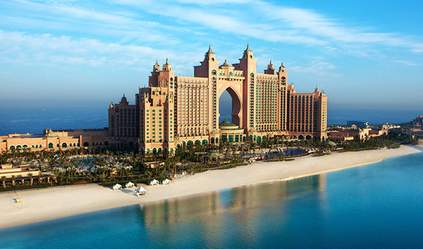 Top 10 most expensive hotels of the world for Top 10 5 star hotels in dubai