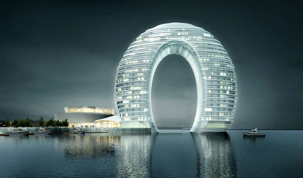 Top 10 Most Expensive Hotels Of The World Sheraton Huzhou Hot Spring Resort