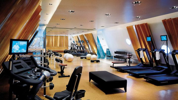 Budapest Four Seasons Fitness