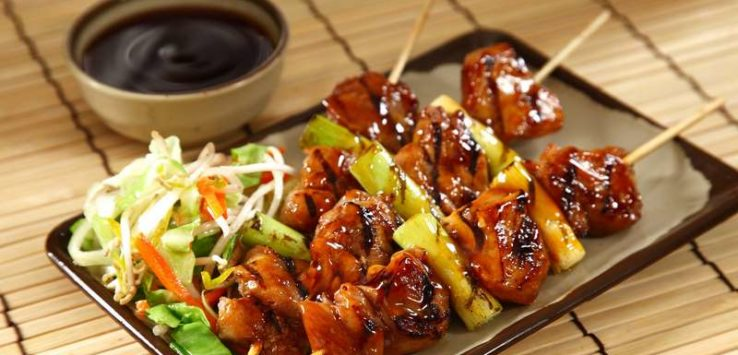 Top 10 Best Grilled Foods All Around The World Yakitori