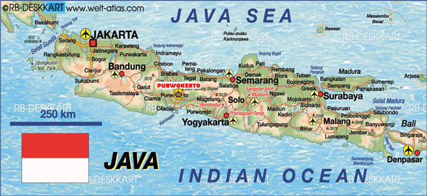 What to See in Java, Indonesia | TravelVivi.com